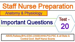 Staff nurse question and answer-Youtube