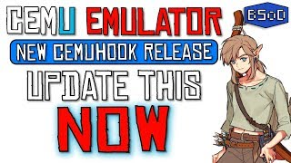 How to fix crash game in cemu emulator WII U - Youtube