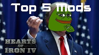 best hoi4 mods-Youtube