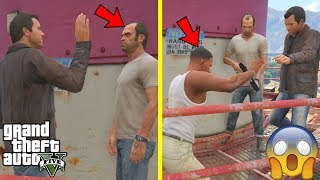 GTA 5 - TREVOR SURVIVED in The Final Mission - Youtube